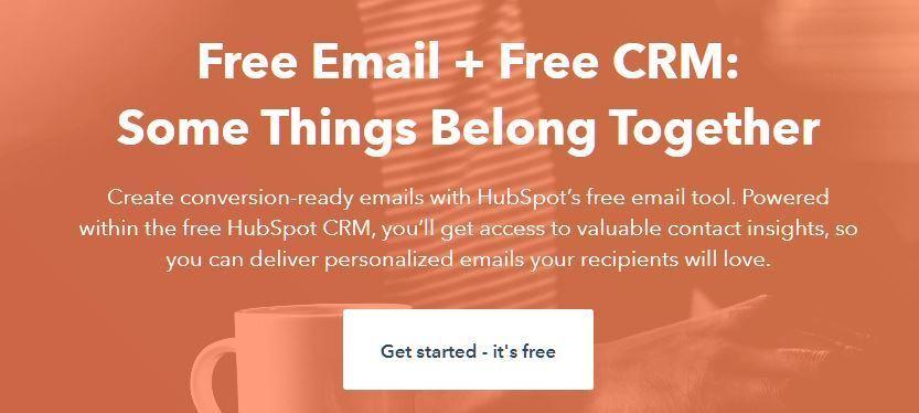 HubSpot-Marketing-Free-Email