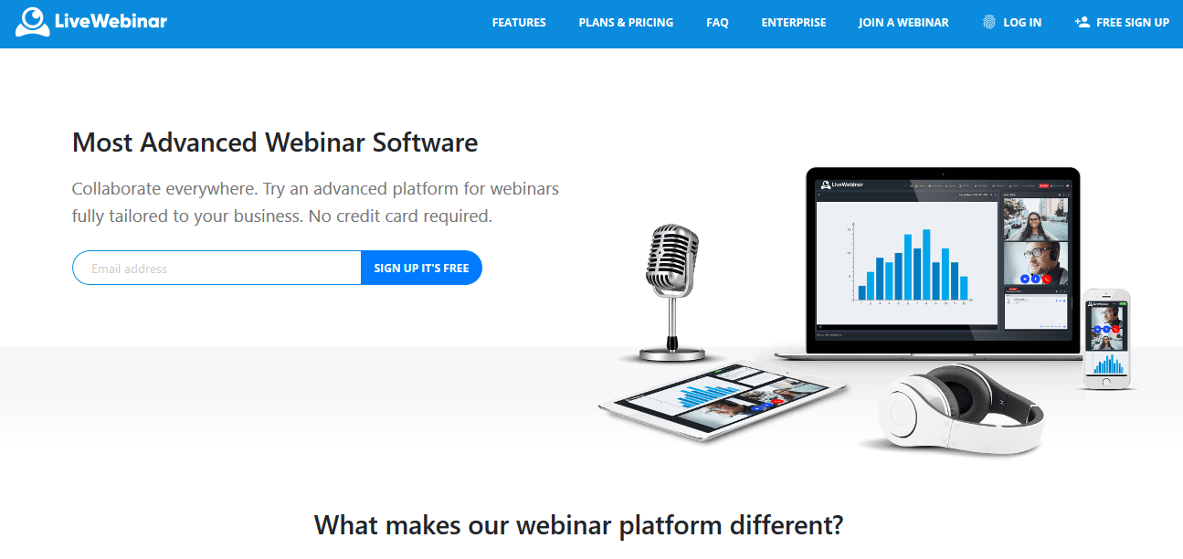 LiveWebinar Zoom Alternative