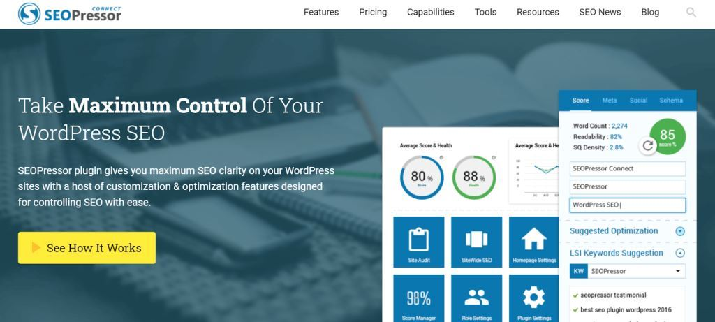 SEOPressor-Web-Analytics-Tool