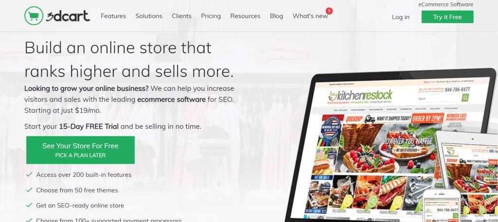 3dcart-Best-eCommerce-tools