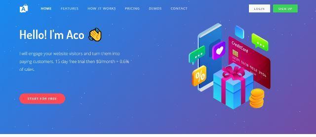 Acobot-Chatbot-for-Websites