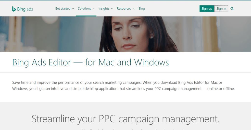 Bing-Ads-Editor