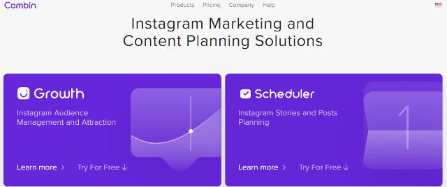 Combin B2C Social Media Marketing