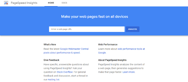 Google PageSpeed Insights Ecommerce Conversion Rate Optimization
