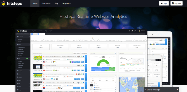 Hitsteps Google Analytics alternatives