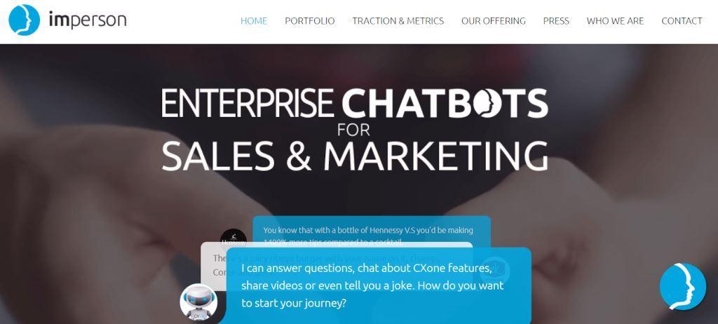Imperson-Best-AI-Chatbot-Platforms