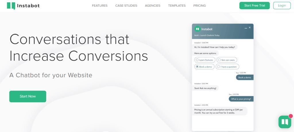 Instabot-Chatbot-for-Websites