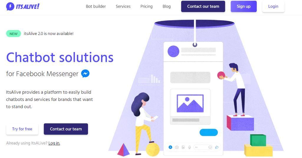ItsAlive-Best-AI-Chatbot-Platforms