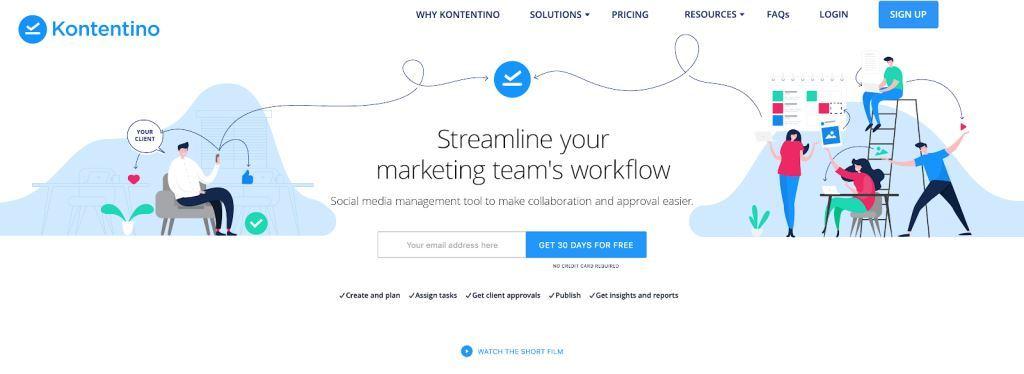 Kontentino-Social-Media-Management-Tool