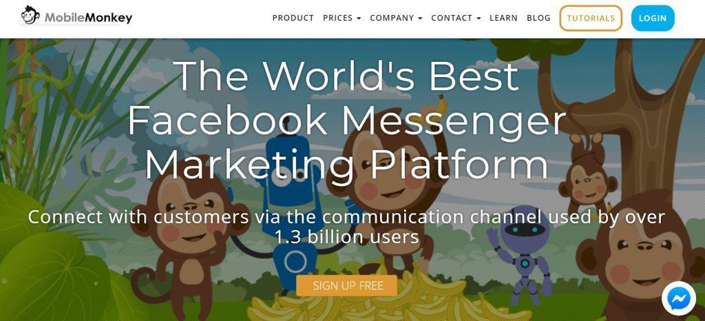 MobileMonkey-Best-AI-Chatbot-Platforms