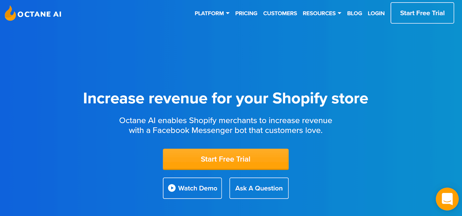 Octane-AI-Best-AI-Chatbot-Platforms