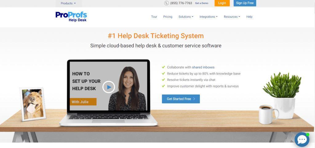 ProProfs-Help-Desk