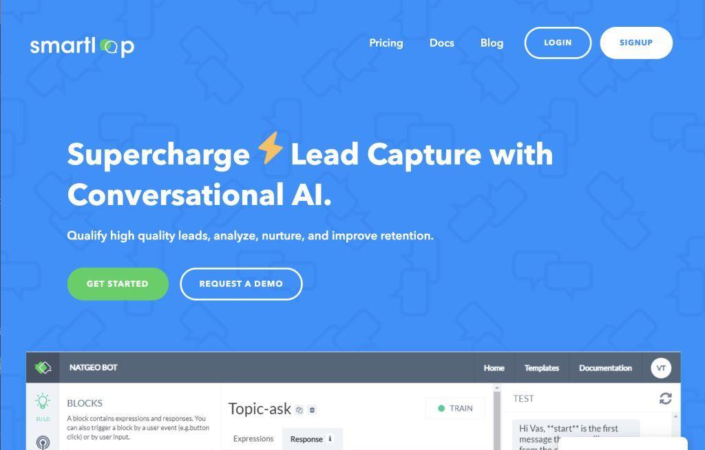 Smartloop-AI-Chatbot-Platform