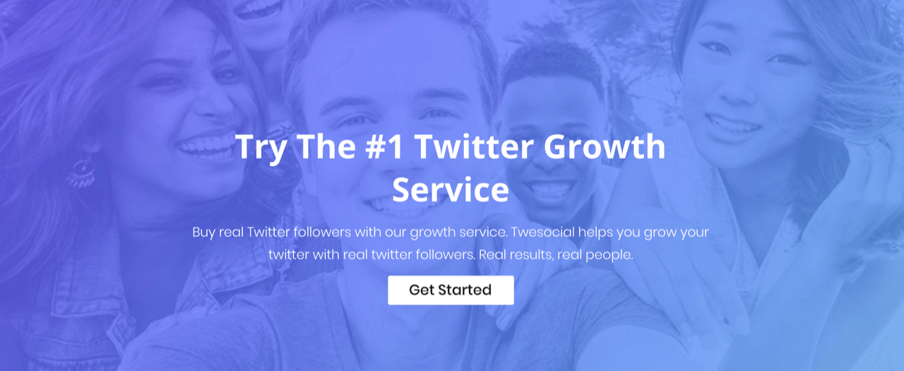 Twesocial Twitter Marketing Tool