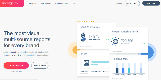 Whatagraph Google Analytics alternatives