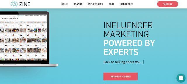 ZINE-Influencer-Marketing-Platform