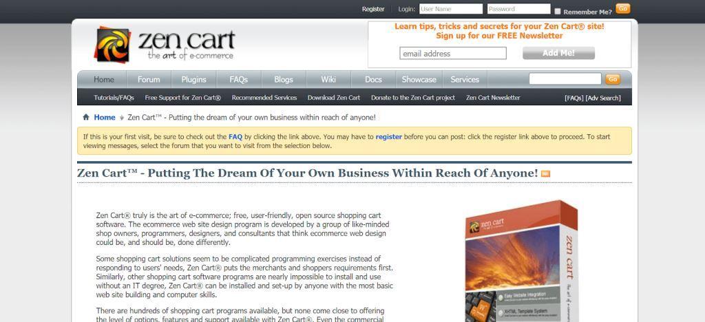 Zen-Cart-Best-eCommerce-tools