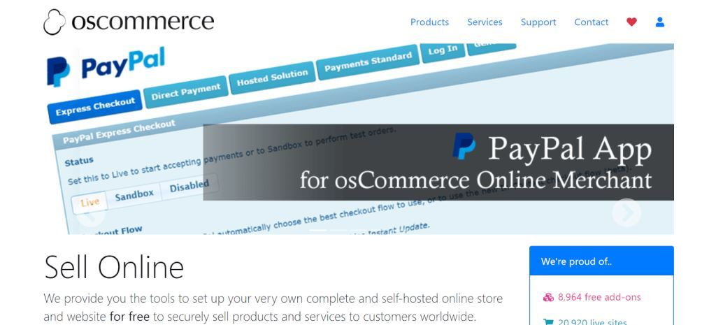 osCommerce-Best-eCommerce-tools