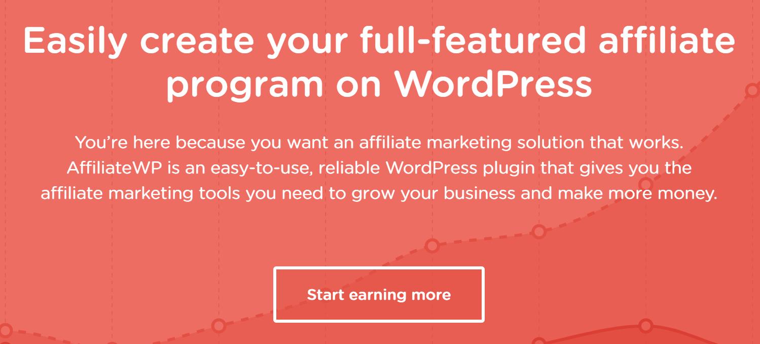 AffiliateWP Performance Marketing Platform