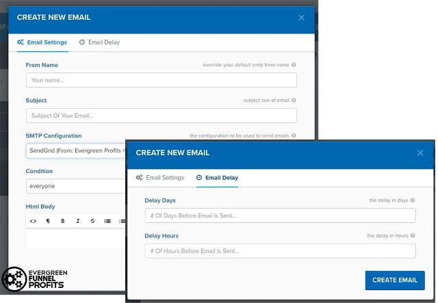 Email AutoResponder ClickFunnels vs Leadpages vs ConvertFlow