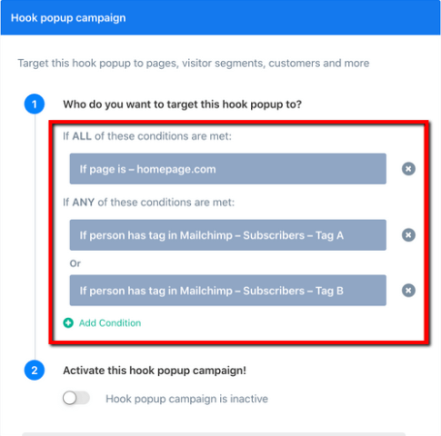 Mailchimp tags ClickFunnels vs Leadpages vs ConvertFlow