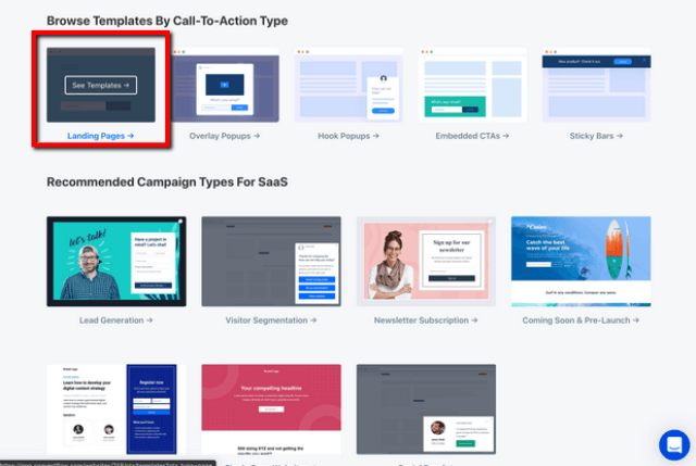 creating a landing page ClickFunnels vs. Leadpages vs. ConvertFlow