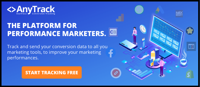 performance marketing platform - anytrack