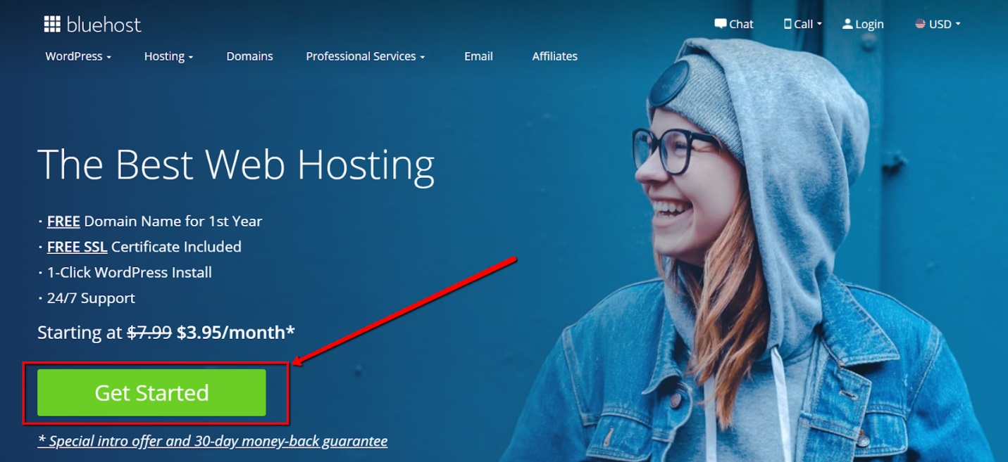 Bloghot Web Hosting Services
