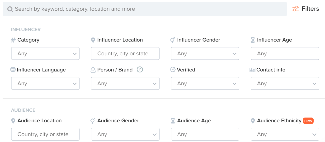 Influencer Discovery HypeAuditor Review