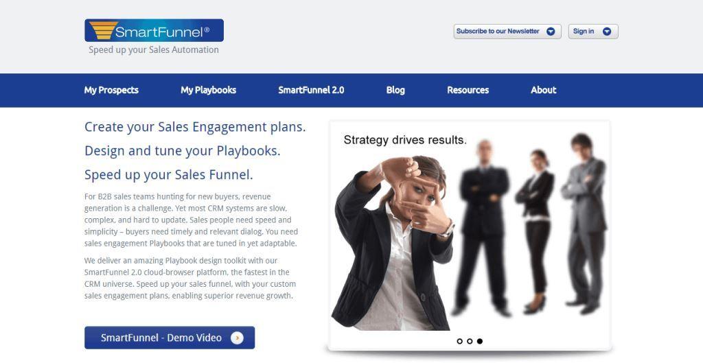 SmartFunnel-sales-funnel-tools