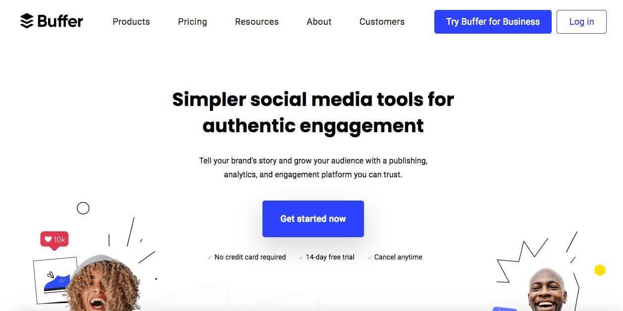 Buffer Instagram Business Tools