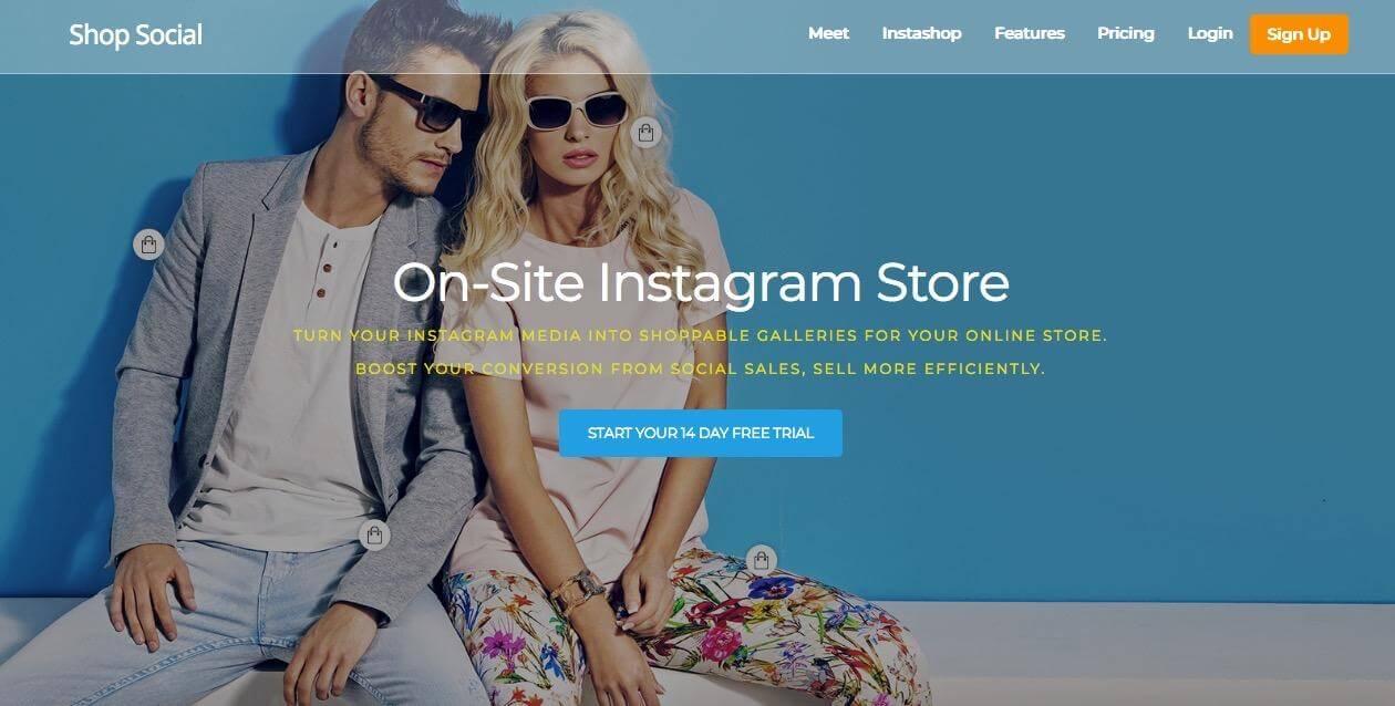 Shop Social Instagram Business Tools