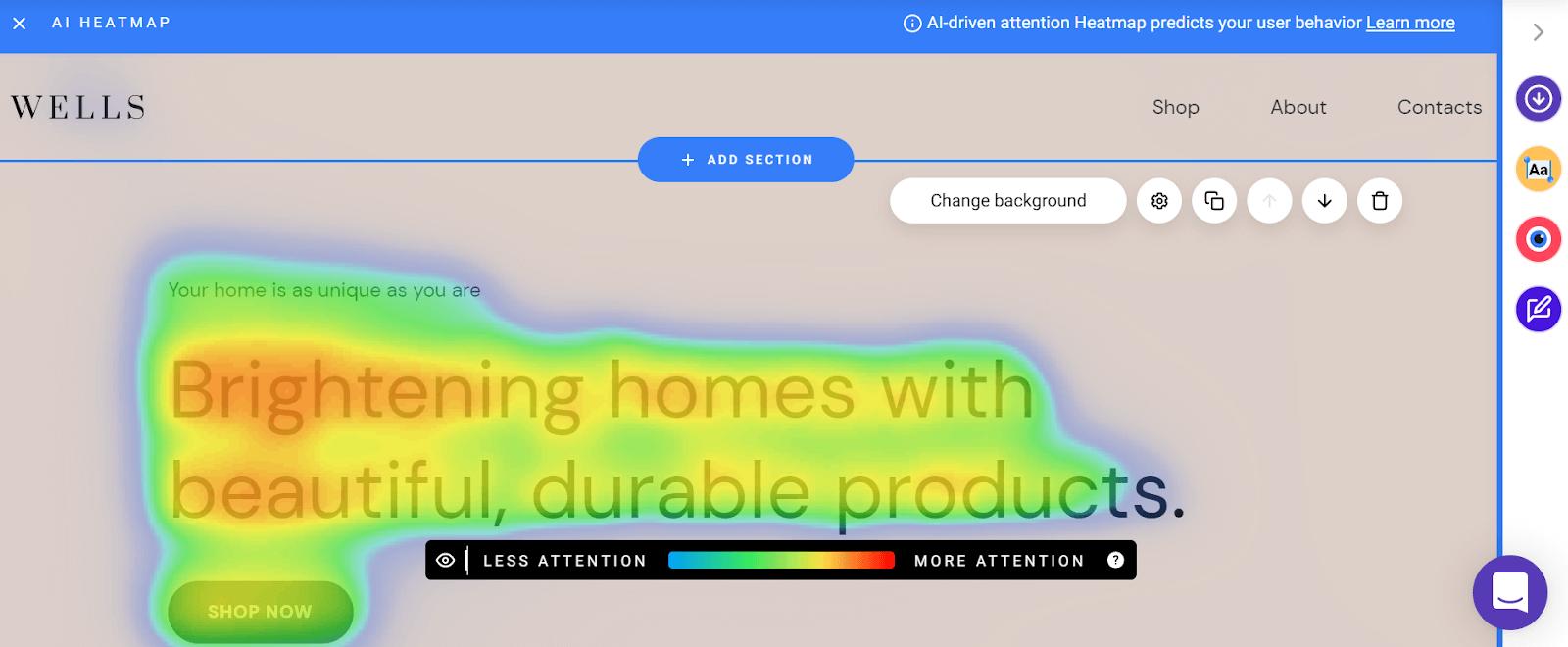 AI Heatmap