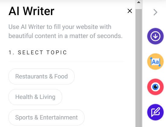 AI Writer