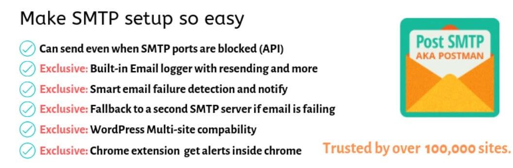 Post SMTP Mailer Email Log