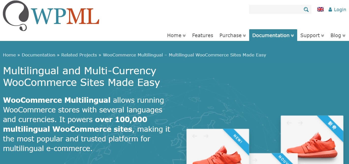 WPML (WooCommerce Multilingual)
