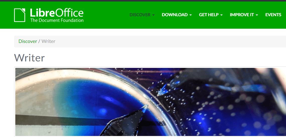LibreOffice Writer Best Writing Tool