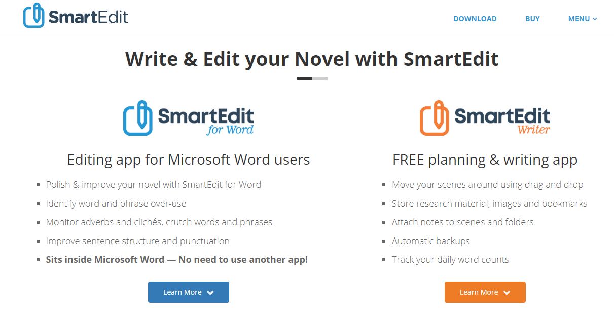 SmartEdit Best Writing Tool