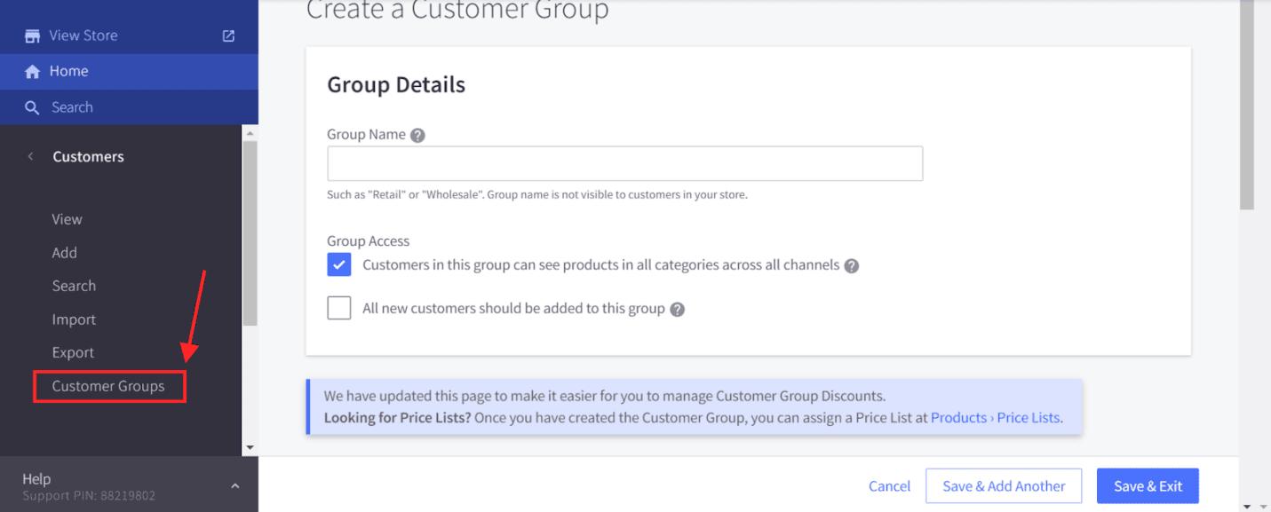 Customer Management