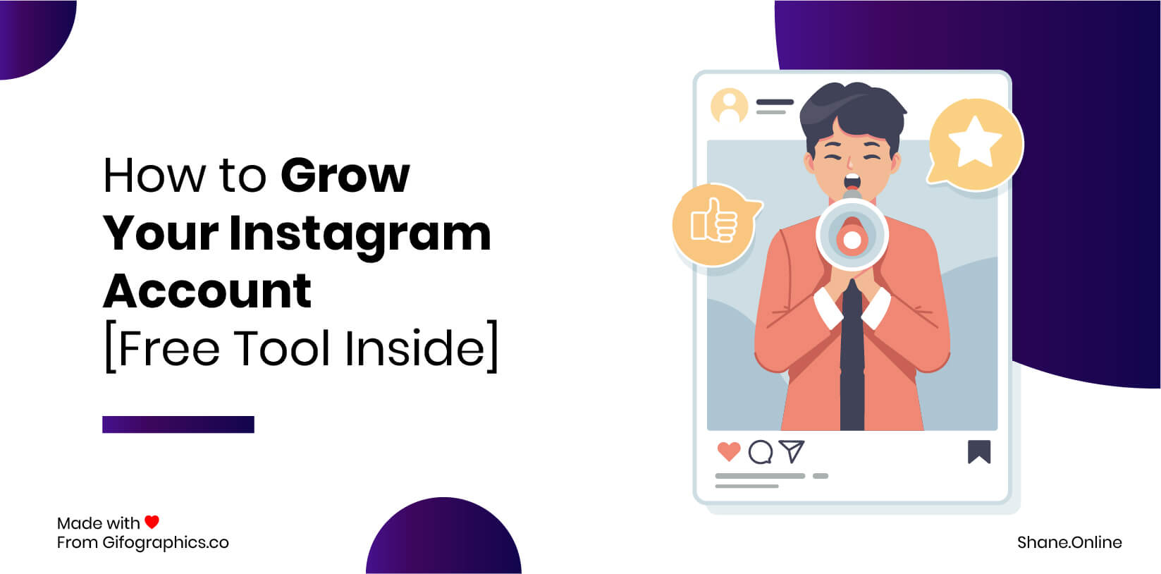 How To Grow Your Instagram Account Free Tool Inside