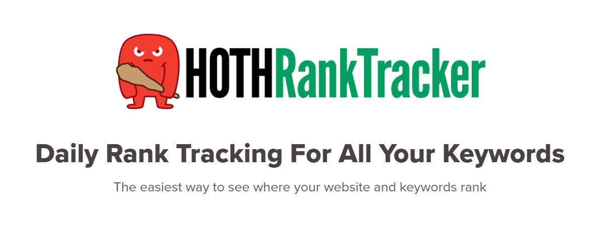 HOTH Rank Tracker