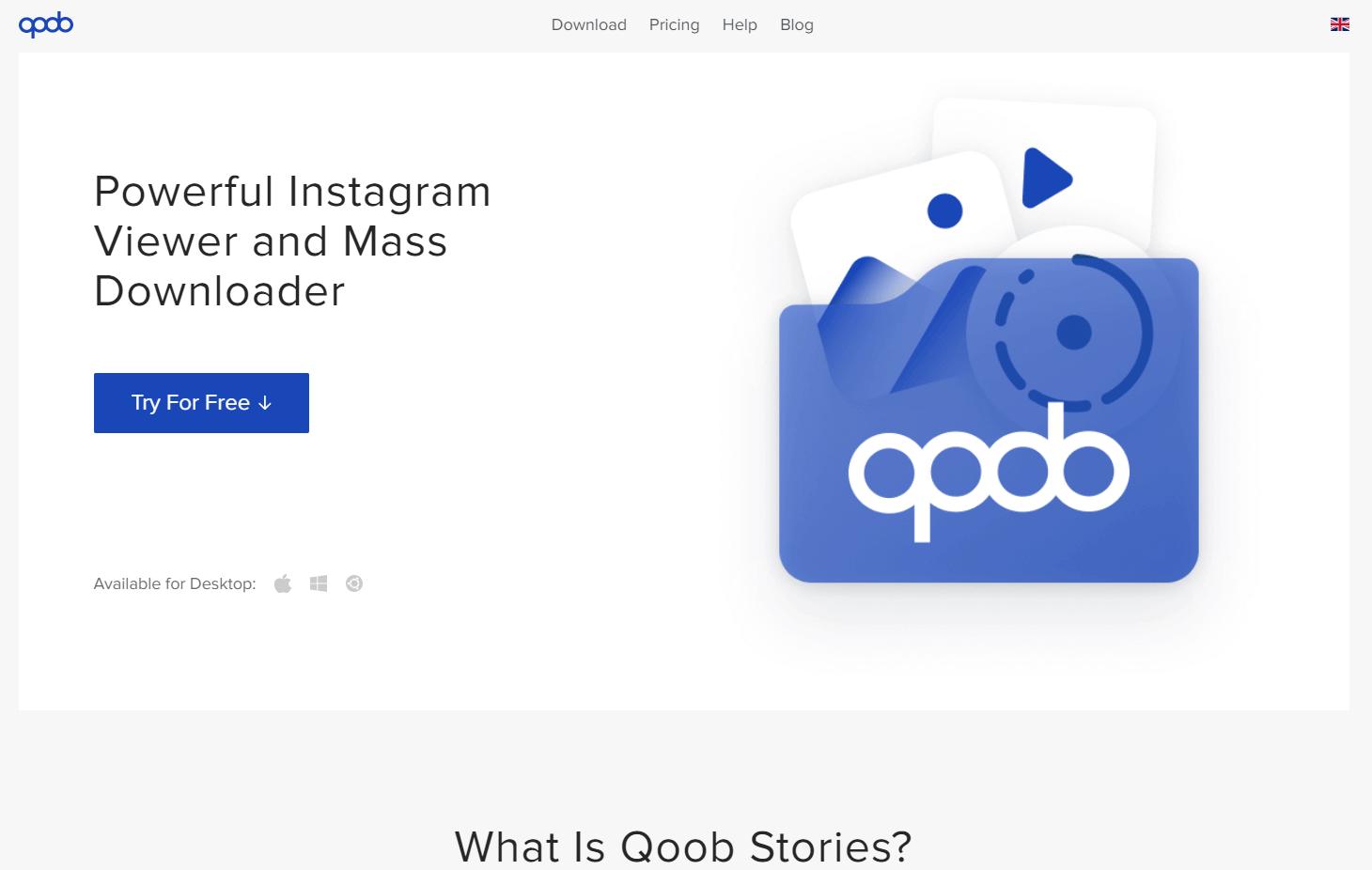 Qoob Stories
