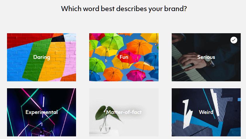 ZeBrand brand's personality