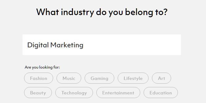 ZeBrand business category