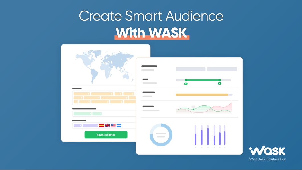 Create smart audience with wask