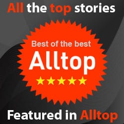Featured on Alltop.com